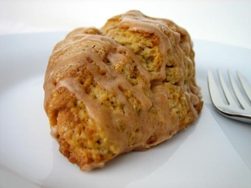 butternut squash scone