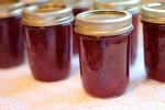 Tales from a 40-year-old plant: Rhubarb raspberry jam