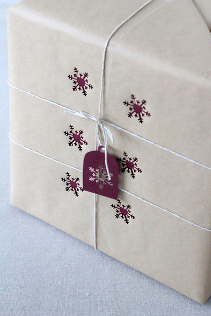 gift wrappingSplash of Something