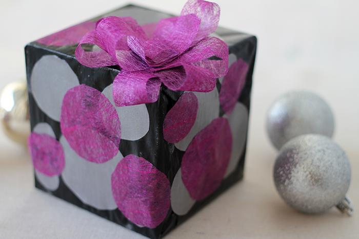 Wrapping Week 2012Mod Podge GlamSplash of Something