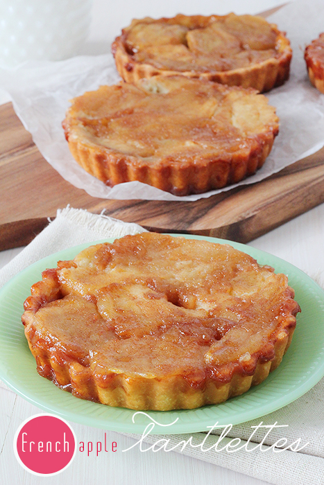 Apple Tartlettes