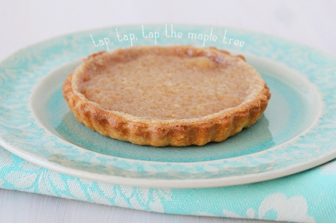 Maple Tarts4