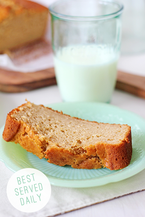 Maple Yogurt Pound Cake2