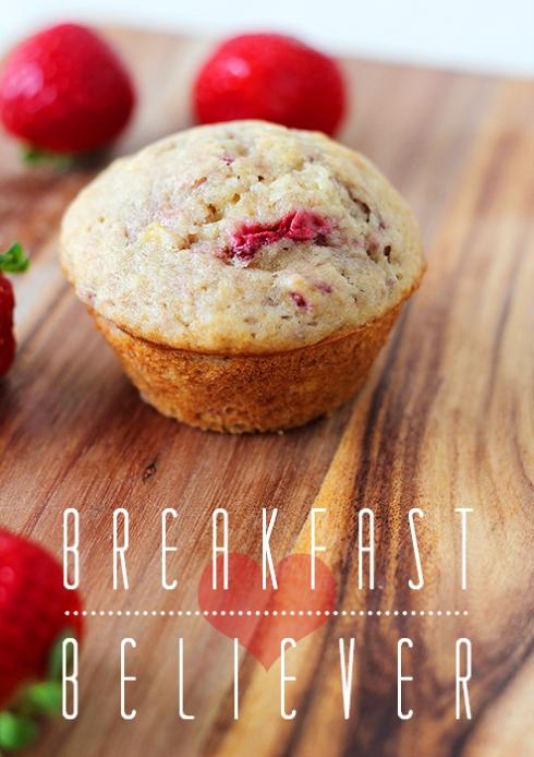 Strawberry Banana Muffins6