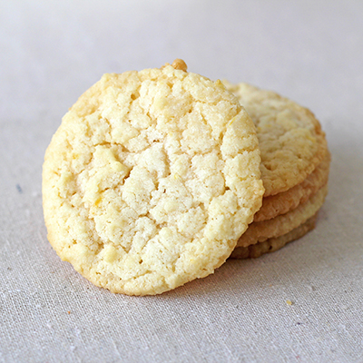 Lemon Cream Cheese Cookies-foodgawker