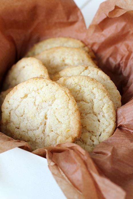 Lemon Cream Cheese Cookies