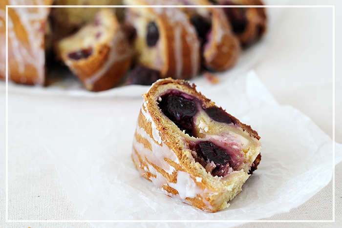 Sour Cherry Cream Cheese Coffee Cake3