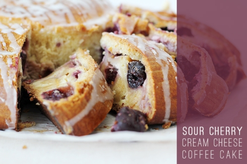 Sour Cherry Cream Cheese Coffee Cake4