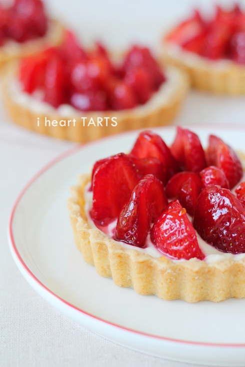 Strawberry Tartlettes4