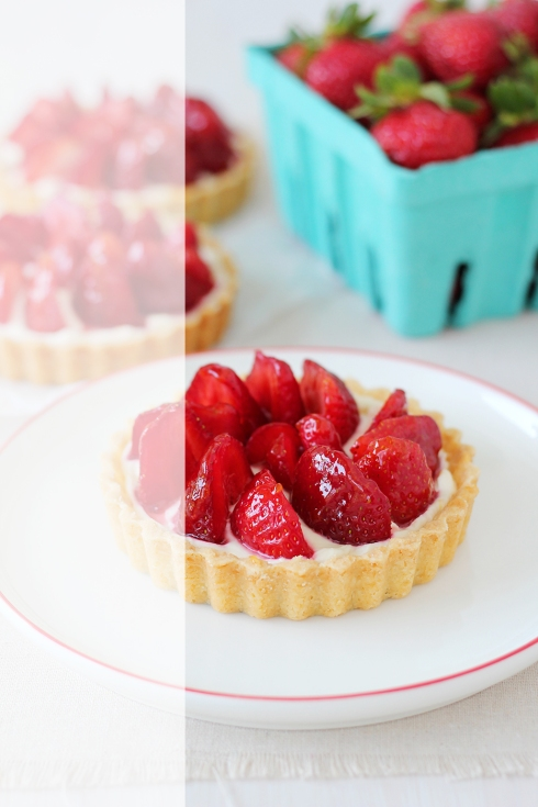 Strawberry Tartlettes6