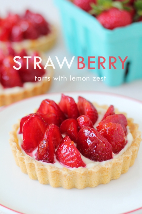 Strawberry Tartlettes7