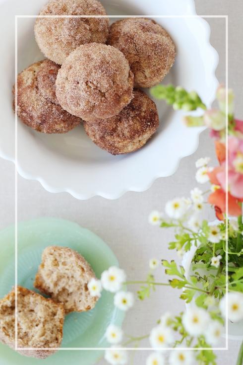 Vintage Breakfast Puffs