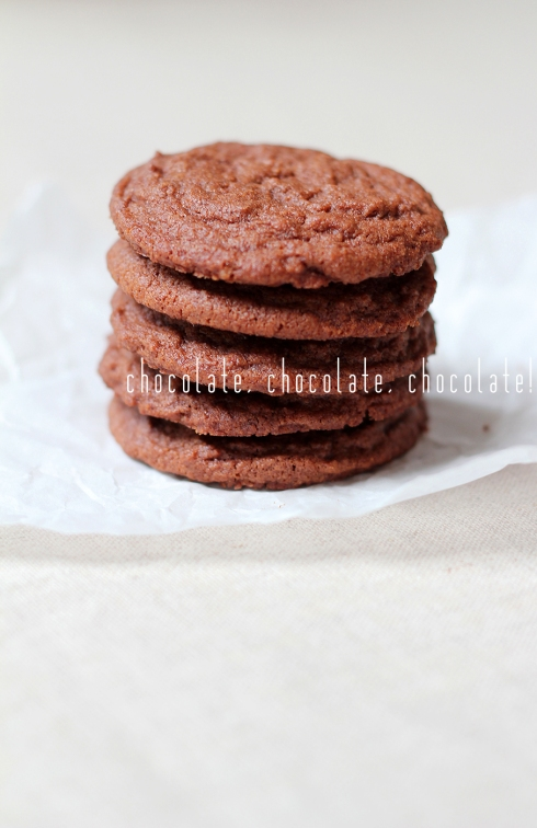Chocolate Sugar Cookies 5