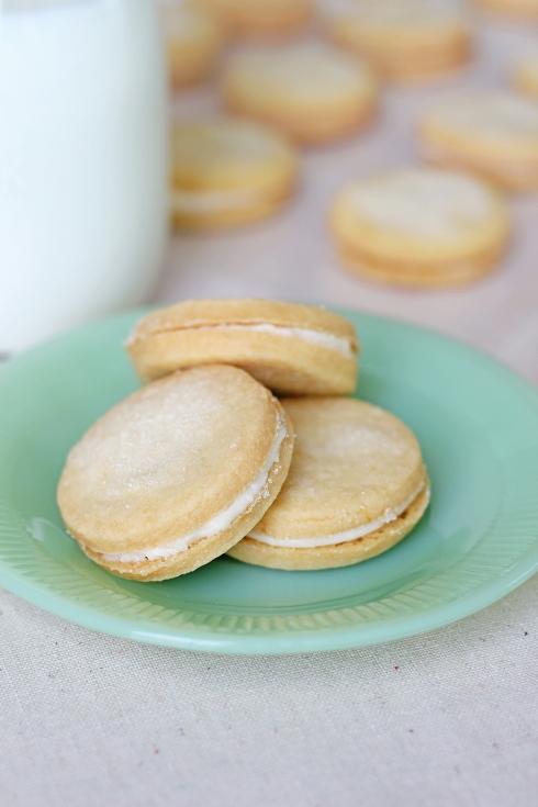 Lemon Sandwich Cookies 7