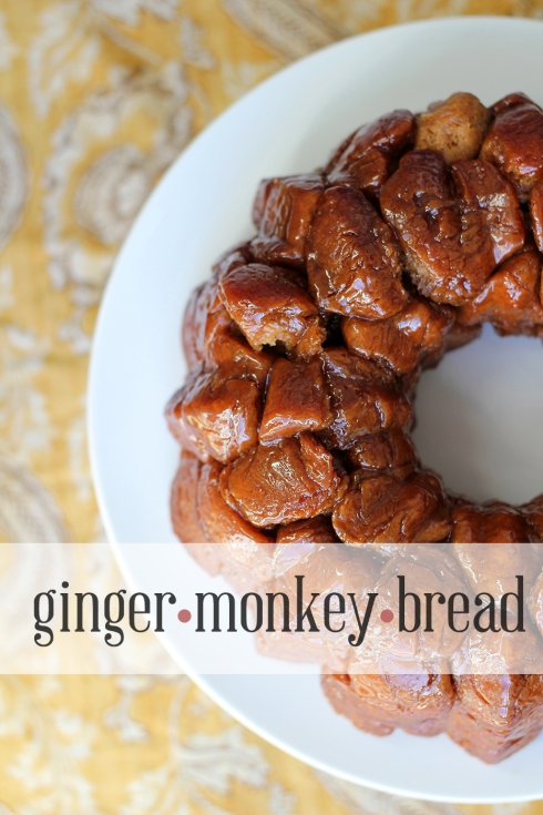 Monkey Gingerbread