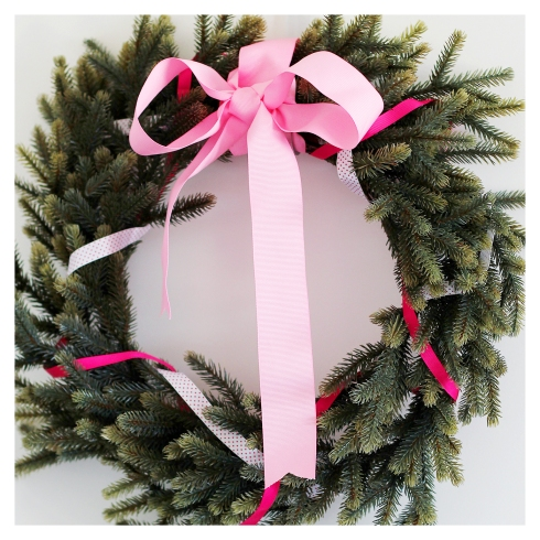 Beany's wreath