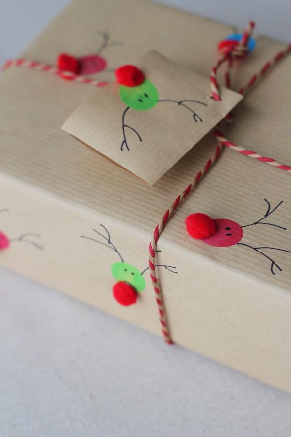 Reindeer Prints 3