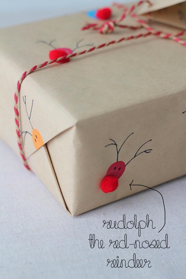 Reindeer Prints 5