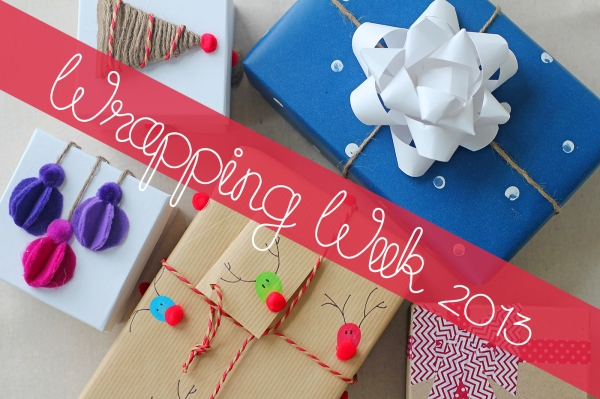 Wrapping Week 2013