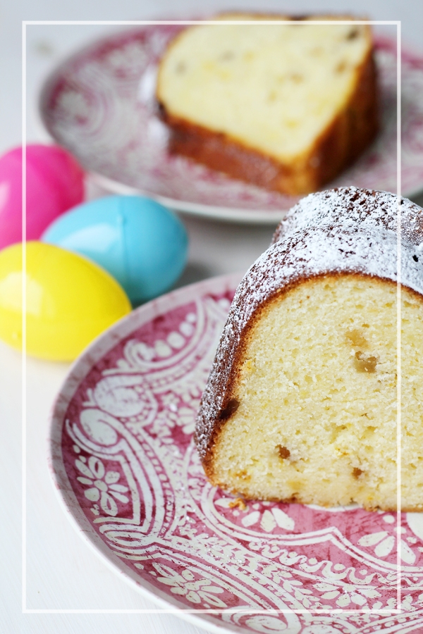 Lemon Ginger Bundt Cake 3