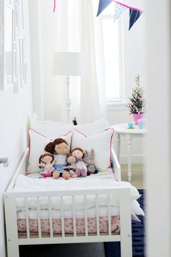 14 Toddler Bed