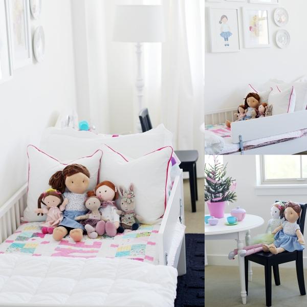 3 Dolls