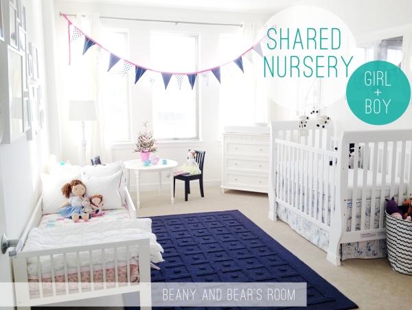 Boy Girl Shared Nursery
