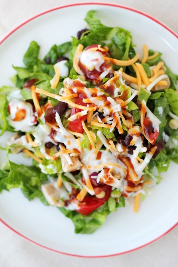 Chopped Chicken Salad 5-3