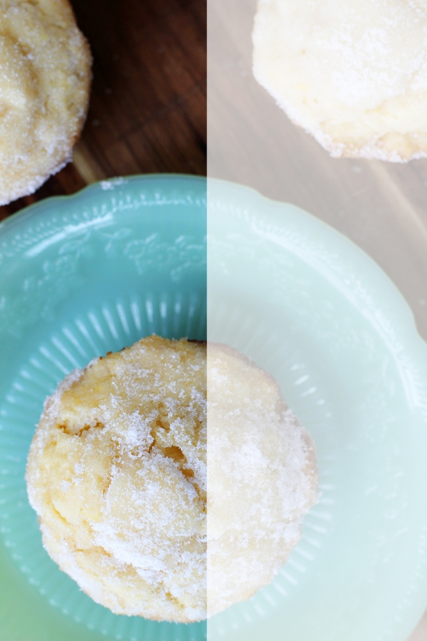 Lemon Donut Muffins8