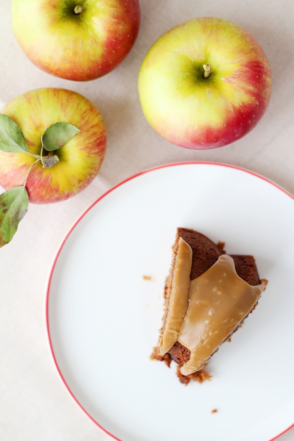 Applesauce Cake 4